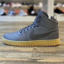 Nike Herren Sneaker Court Borough Mid Basketballschuhe, 42