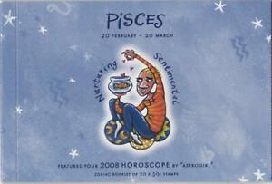 2008-PISCES-PRESTIGE-STAMP-BOOKLET-ZODIAC-HOROSCOPE-by-ASTROGIRL-AUSTRALIA