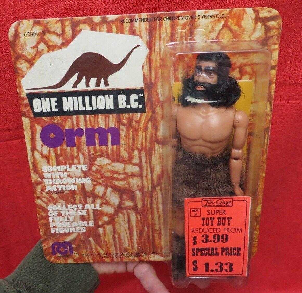 VINTAGE MEGO -  ONE  1    MILLION BC   -    CAVEMAN    ORM