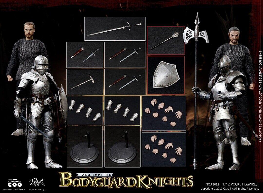 Pre-order 1 12 Scale COOmodello COOmodello COOmodello PALM EMPIRES - IMPERIAL KNIGHT PE010 PE011 PE012 34988d