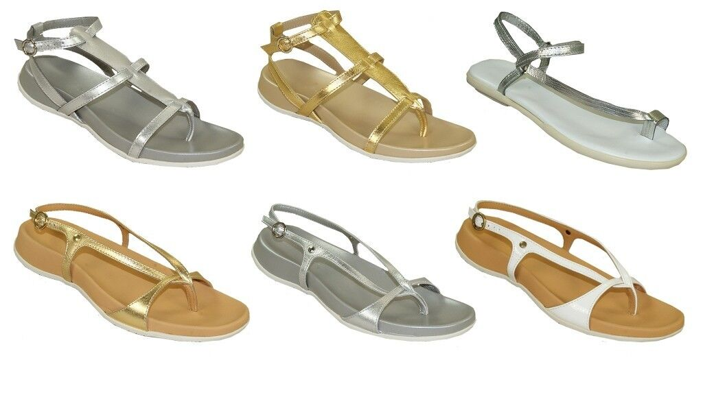 HOGAN Infradito Sandali Sandalo dianetten dita dei piedi sandali sandals SVENDITA