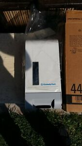 Distributeur papier toilette kimberly clark