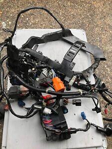 Details zu Honda CBR600RR PC40 13- Kabelbaum Hauptkabelbaum ABS Wiring on