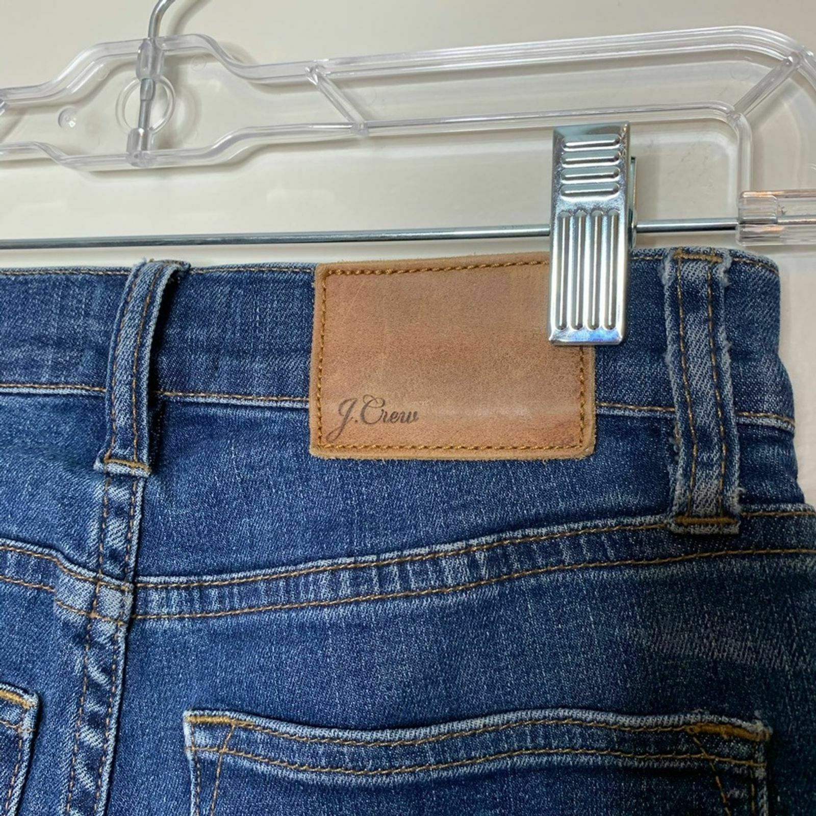 J. Crew Lookout High Rise Skinny Jean Travers Wash - image 5