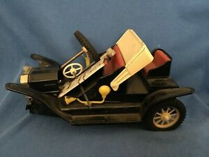 Details about Vtg 1917 FORD MODEL T Pressed Steel Toy Car Friction Drive  Motor Made in Japan