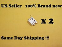 2 Micro Usb Charging Port For Lenovo Ideatab S6000f S6000l S6000 10.1 Tablet H8