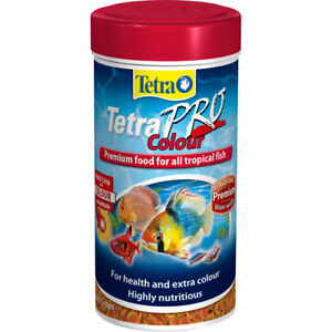 Tetra-Pro-Colour-110g-Premium-Fish-Food-for-All-Tropical-Fish
