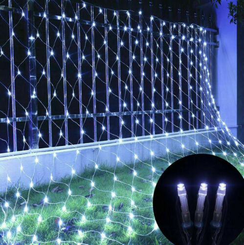 LEDs Net Fairy Lights USB Large String Christmas Garden Light Wedding Party Xmas