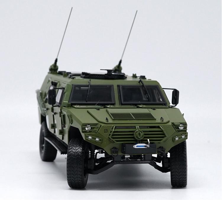 Dong Feng Motor de fabricante original de los vehículos blindados militar , Dongfeng