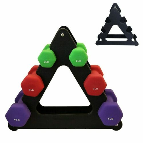 2020 New Weight Lifting Rack Stands Dumbbell Weightlifting Holder Dumbbell