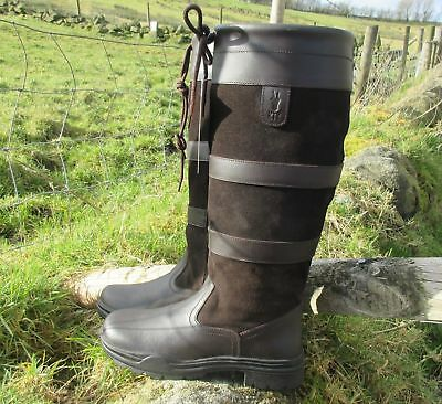 KTY Country / Riding Boots Long Leather