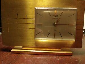Vintage-LeCoultre-Clock-Calendar-and-8-day-extremely-rare