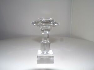Crystal-Baccarat-Stopper-for-Baccarat-Harcourt-Decanter-Model-Numbered-8-France