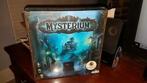 MYSTERIUM - new board game in shrink wrap, family fun for 2-7 players, ages 10+