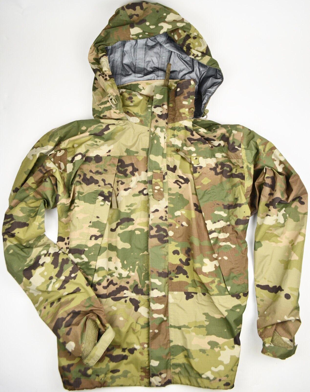 Us Army Ecwcs Ocp Multicam Level 6 Gen III Kültéri Goretex Jacket Nagy Rendes