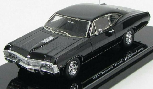 Chevrolet Impala Ss 2 Door Coupe Year Of Construction 1967 Black 1 43 True Scale For Sale Online Ebay