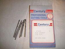 Century #40 Stubby Machine Screw Drill Bits USA