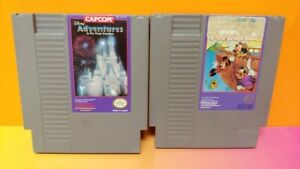 Mickey-Mousecapade-Disney-Adventures-Nintendo-NES-Authentic-Game-Tested-Works