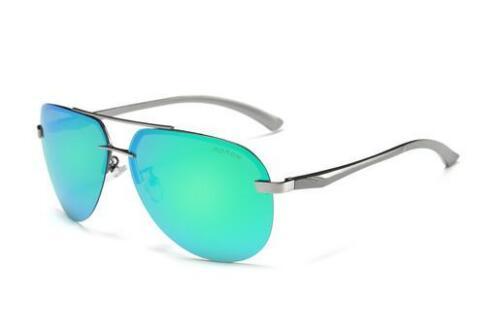 Hommes Femmes Lunettes de soleil polarisées Outdoor Driving Fishing équitation classique Eyewear
