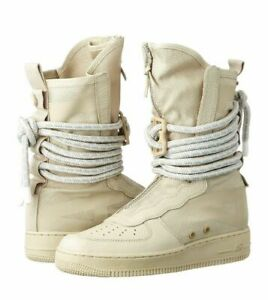 Details about Nike AA3965 200 Womens Sz 5.5 SF AF1 Special Field Air Force 1 Rattan Mid Boots
