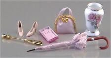 Reutter Porzellan Damen / Ladies Accessoires Puppenstube 1:12 Art. 1.445/8