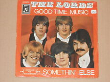 """THE LORDS -Good Time Music- 7"""" 45"""