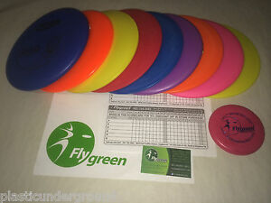 FRISBEE-DISC-GOLF-INNOVA-BUILD-YOUR-OWN-9-PACK-SET-TRY-SO-MANY-DIF-NEW-MODELS