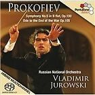 Sergey Prokofiev - Prokofiev: Symphony No. 5; Ode to the End of the War [SACD] (2007)
