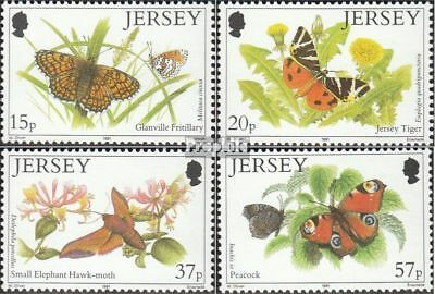 Fine United Kingdom-jersey 549-552 (complete Issue) Unmounted Mint / Never Hinged 199 Online Shop