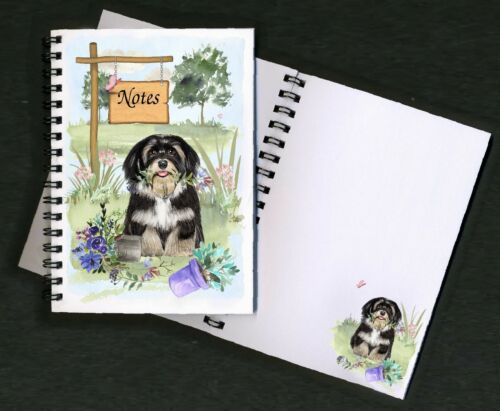 small image on each page by Starprint Havanese Dog Notebook//Notepad