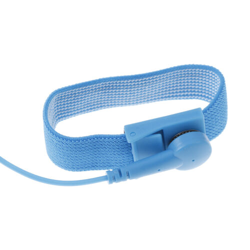 Anti Static Bracelet Electrostatic ESD Discharge Cable Reusable Wrist Band Strap
