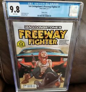 Ian-Livingstone-039-s-Freeway-Fighter-1-Variant-Ben-Oliver-Cover-9-8-CGC