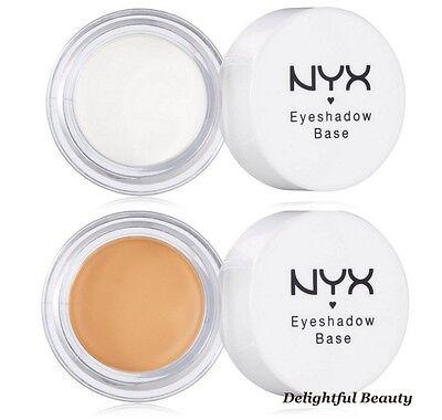 NYX EYE SHADOW BASE ~ Choose from ESB 01, 02 or 03 ~ DELIGHTFUL BEAUTY