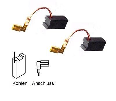 ULFATEC /® Kohleb/ürsten Motorkohlen METABO WE 15-125 HD 6x12,5x15mm WE 15-125 QUICK 2204