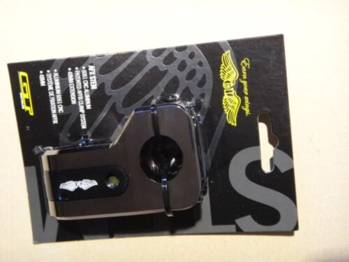 Gt Pro Bmx Stem New 48mm AFX Smoke CNC