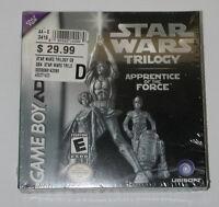 Star Wars Trilogy: Apprentice Of The Force (nintendo Game Boy Advance, 2004)