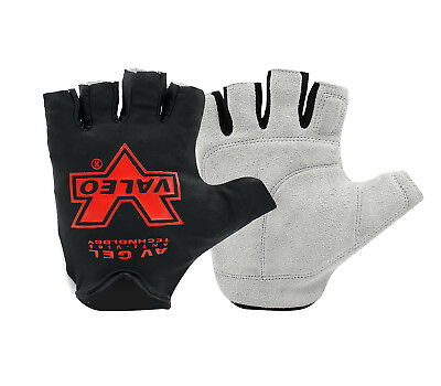Mens Womens Gym Gloves Bodybuilding Fitness Workout Training STOCK CLEARANCE!
