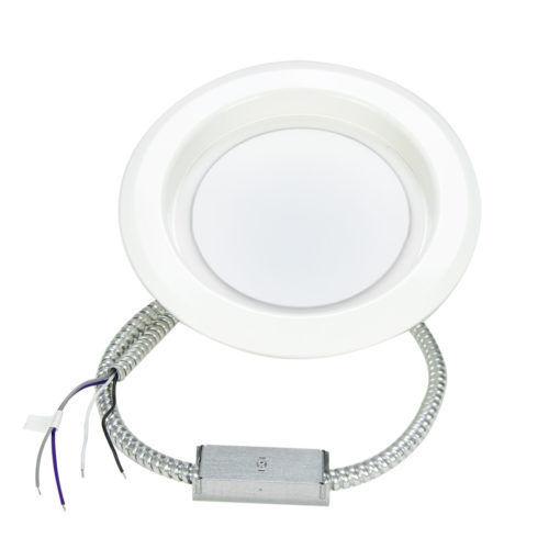 Down Light Whi 8 Inches K0R4 KOBI Electric CDL8-40-40-MV Commercial Retrofit