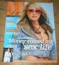 ANASTACIA Boyzone's Keith Duffy Sophie Dahl Graham Norton rare UK magazine 2002