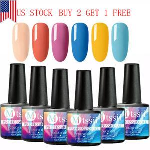Belen 50 Colors UV Nail Gel Polish Nude Pure Soak off Gel