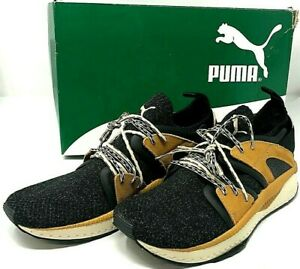 f7107637bc40a Puma TSUGI Blaze evoKNIT Camo Shoes 366371 01 Men SZ 10.5 NEW! Ships ...