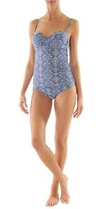 db0be4f63d967 Image is loading Helen-Jon-Twist-Underwire-Tankini-Swimsuit-Women-039-