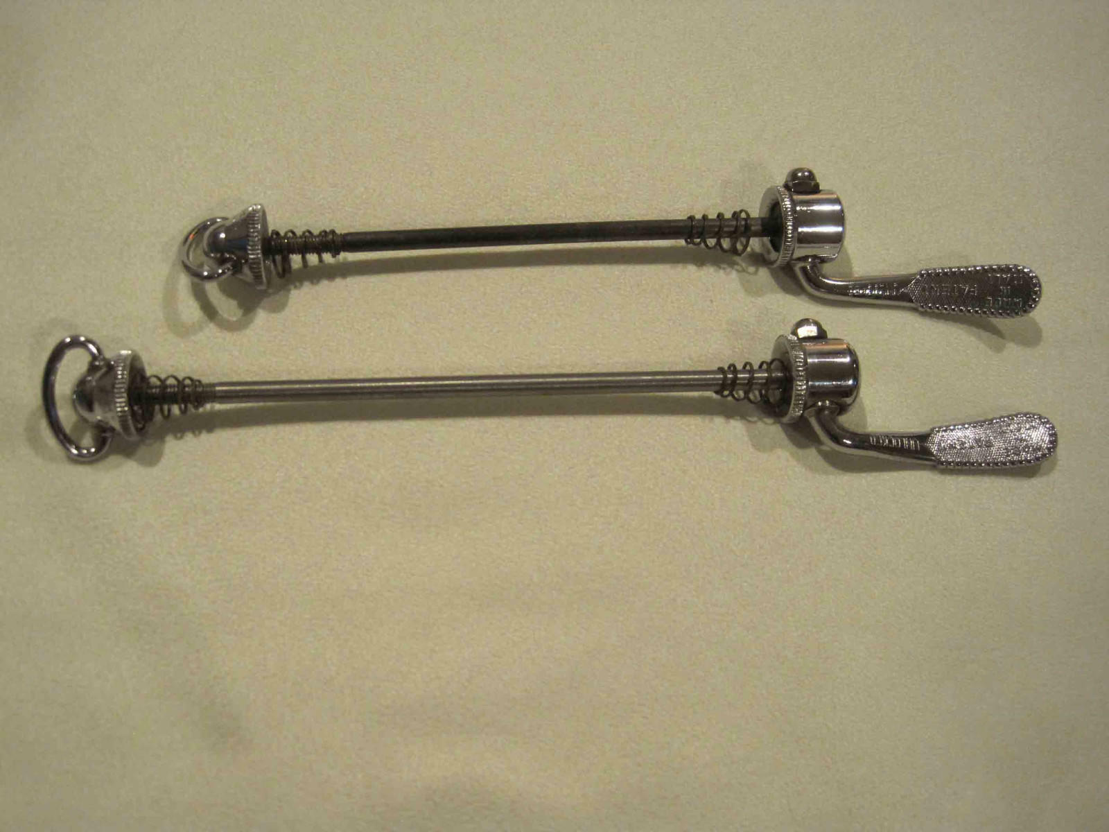 Brev Campagnolo Super Record QR Skewer Set w  Cone Springs and End Rings  waiting for you