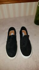 1b0841ac432 item 4 Steve Madden Women s Gills Slip On Platform Sneaker Black Suede SIZE  6.5 -Steve Madden Women s Gills Slip On Platform Sneaker Black Suede SIZE  6.5