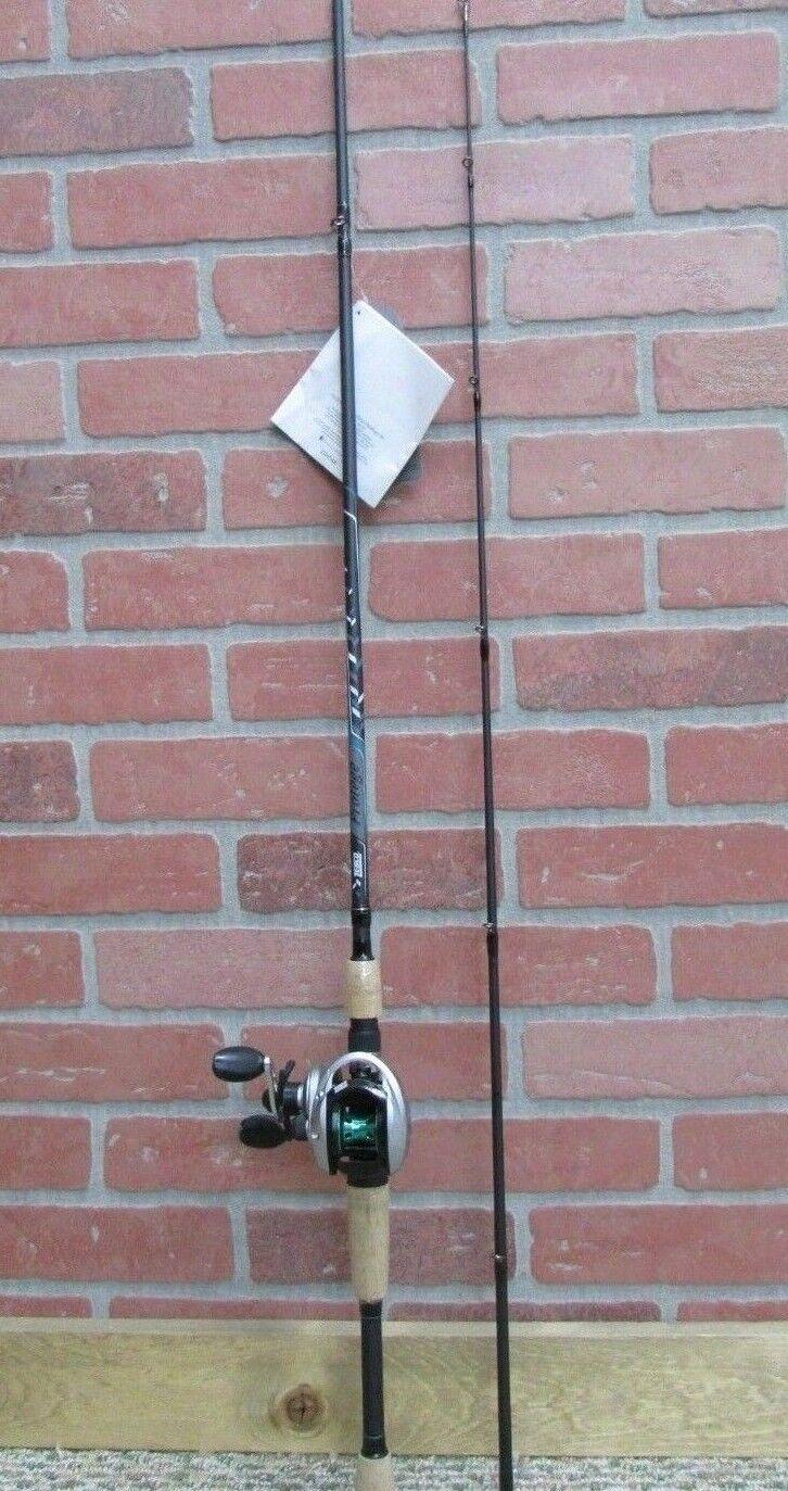 6'6  Predoge Baitcasting Rod & Reel Combo  New