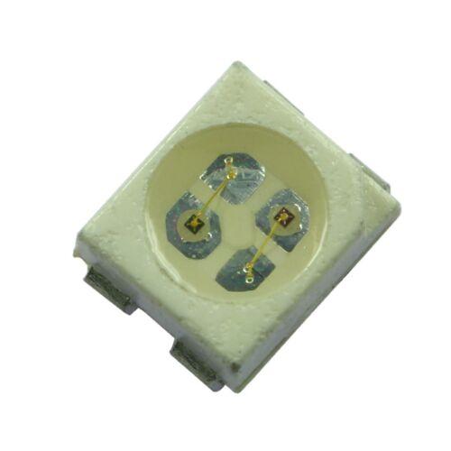 5 smd LED dmrg-sjs-rs+qr-1 LED red//green 120 ° Multi domiled ™ dominant 105022