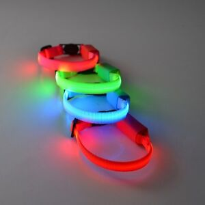 CC040-LED-Quick-Release-Snap-Open-Safety-Cat-Collar-Small
