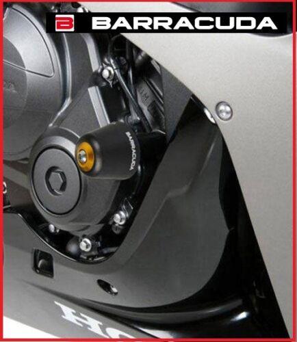 KIT TAMPONI SLIDER PARATELAIO BARRACUDA HONDA CBR 600 RR 2007-2012 NO 2010