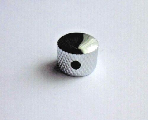 Poti-knopf chrom 18 mm göldo Deluxe Metal Knob