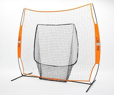 Bownet Baseball/ Softball Portable 7' X 7' Training Net Colors Factory Direct Selling Price Batting Cages & Netting